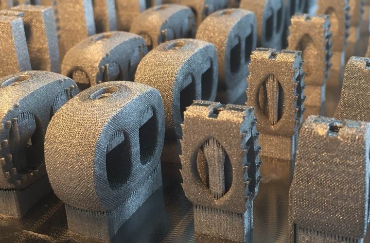 3D Printing Allows Spinal Implant to Provide Patients with Customized Implants