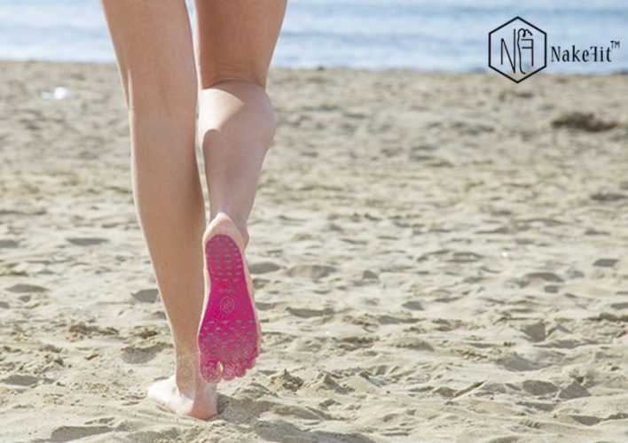 NakeFit | A Polymer Innovation for Feet